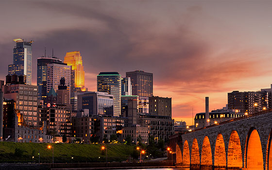 Minneapolis,<br /> Minnesota