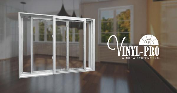 Double Slider Windows For Optimal Air Flow Vinyl Pro